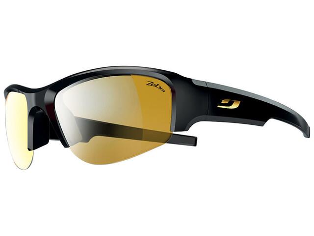Julbo Access Zebra Glasses Shiny Black